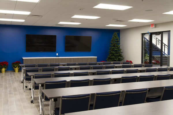 Event Space for Rent - wide view